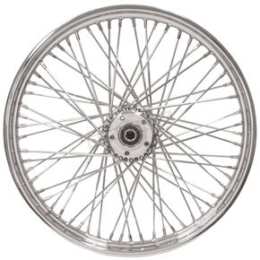 Chrome Tubeless 18x5.5 60 Spoke Rear Wheel - 51693