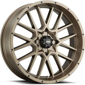 Bronze Hurricane Wheel - 1822516729B