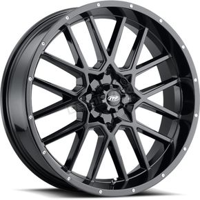 Gloss Black Hurricane Wheel - 1822515705B