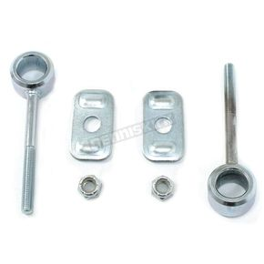 Zinc Rear Axle Adjuster Set - 44-0399