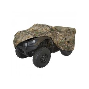 Classic Accessories Real Tree Large ATV Deluxe Storage Cover - 15-064-044704-0