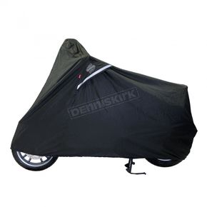Black Guardian Weatherall Plus Scooter Cover - 50039-00