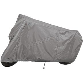 Gray Weatherall Plus Motorcycle Cover for Sportbikes - 50124-07