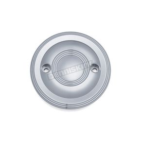 Chrome Legacy Clutch Cover Accent - 8912