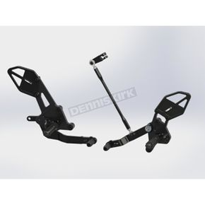 Black Rearset - RS651K