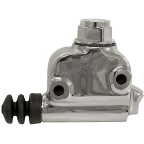 Chrome Rear Brake Master Cylinder - 45201