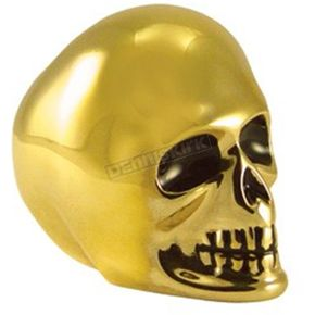 V-Factor Brass Skull Shift Knob - 44159