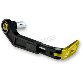 Driven Racing Gold Right D-Axis Lever Guard - DXL1-GD