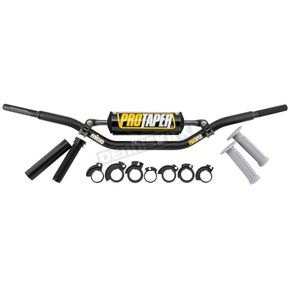 Pro Taper Black Micro Cobra Sr Handlebar Kit - 02-5064