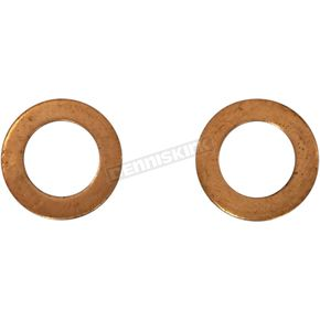 Replacement Washers for Showa Fork Damper Tube Mount Kit Part No. 274661 - 0419-0003