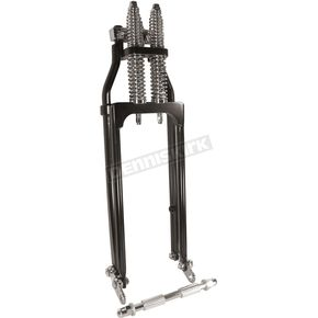 Black +6 in. Wide Style Generation II Springer Forks - 35220
