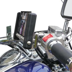 Leader Chrome Urban Slide Phone/Tablet/Device Mount for Universal Bars - ESL-RECH-L