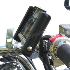 Leader Black Urban Slide Phone/Tablet/Device Mount for Universal Bars - ESL-REB-L