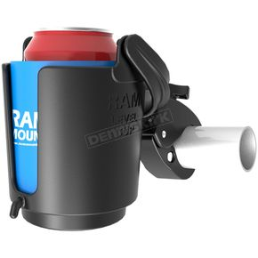 Ram Tough-Claw Mount w/Level Cup Drink Holder - RAM-B-132-400U