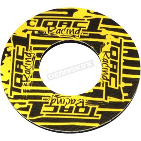 Black/Yellow Grip Donut - 8110-0206