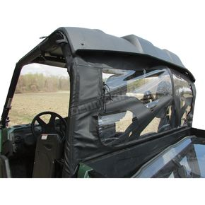 Moose UTV Rear Dust Panel - 0521-1421