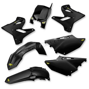 Cycra Black Powerflow Body Kit - 1CYC-9316-12