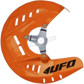 UFO Orange Replacement Plastic for Front Disc Cover - CD01520-127