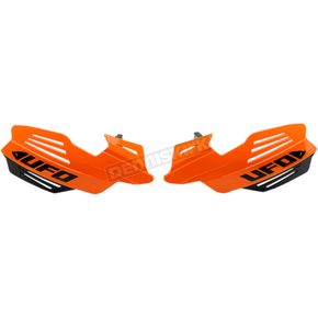 UFO Orange Vulcan Handguards - PM01650-127