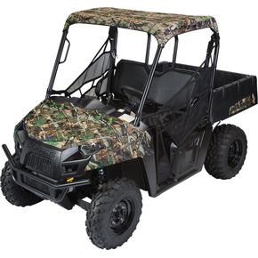 Classic Accessories Vista G1-Camo Roll Cage Top - 18-153-016001RT