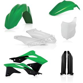 Acerbis OEM 16 Replacement Full Plastic Kit - 2314185135