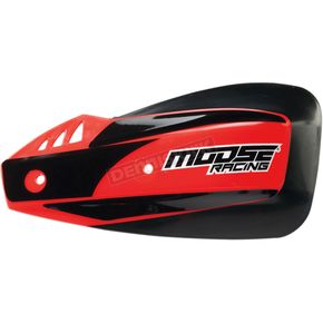Moose Red Rebound Handguards - 0635-1449