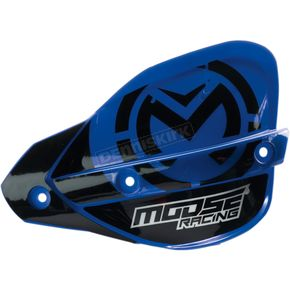 Moose Blue Probend Handguards - 0635-1452