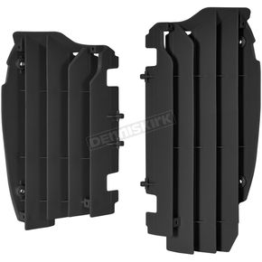 Polisport Black Radiator Louvers - 8456000001