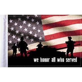 6 in. x 9 in. Honor Flag - FLG-HONOR