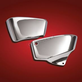 Chrome Side Covers - 53-116