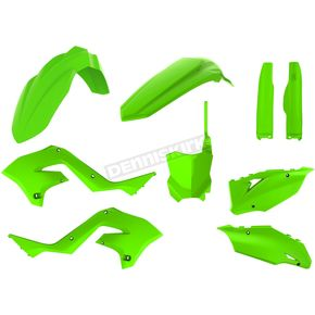 Lime Green Complete Plastic Restyle Kit - 90936