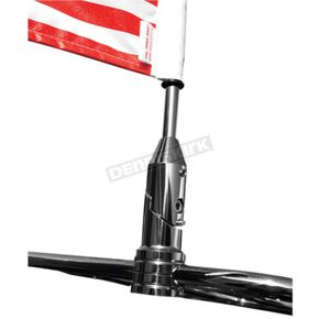 Pro Pad 13 in. Tall Folding Flag Mount w/10 in. x 15 in. Flag - RFM-FLD515-USA
