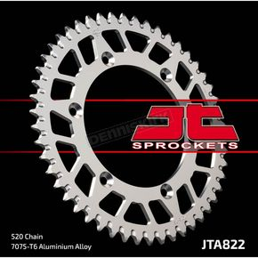 JT Sprockets Aluminum 48 Tooth Rear Racing Sprocket - JTA822.48