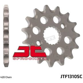 JT Sprockets Front Chromoly Steel Alloy 420 14 Tooth Sprocket - JTF1310.14SC
