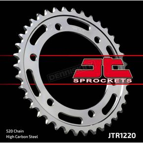 JT Sprockets 520 36 Tooth Rear C49 High Carbon Steel Sprocket - JTR1220.36