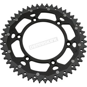 Moose 49 Tooth Black Dual Rear Sprocket  - 1210-1517