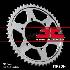 JT Sprockets 525 50 Tooth Rear C49 High Carbon Steel Sprocket - JTR2014.50