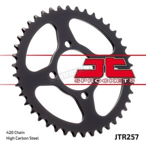 JT Sprockets Rear 420 36 Tooth C49 High Carbon Steel Sprocket - JTR257.36