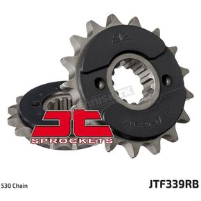 JT Sprockets Front Rubber Cushioned Sprocket - JTF339.16RB