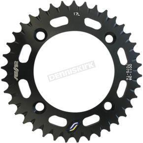 Black Aluminum Works Triplestar Rear Sprocket