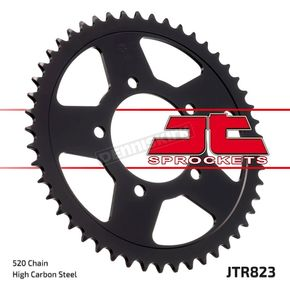 JT Sprockets Rear 520 46 Tooth C49 High Carbon Steel Sprocket - JTR823.46