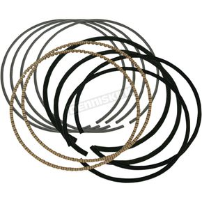 S&S Cycle Replacement Chromoly Faced Piston Rings - 106-4422A