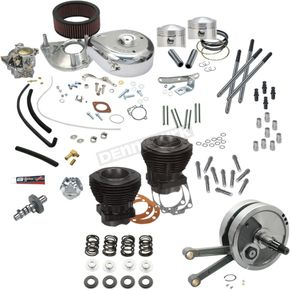 S&S Cycle 93 in. Sidewinder Big Bore Hot Set-up Kit - 32-2268