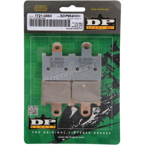 DP Brakes DP Sport HH+ Supersport Sintered  Brake Pads  - SDP964