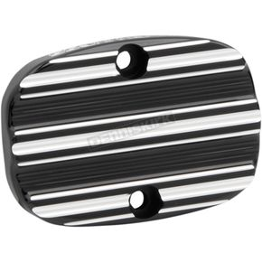 Arlen Ness Black 10-Gauge Rear Master Cylinder Cover - 03-233