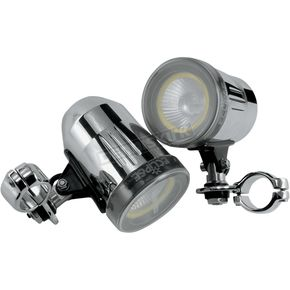 Trail Tech Frame Mounted HID Light Kit - 4FH-125