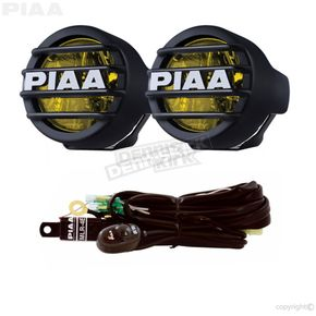 PIAA LP530 3.5 in. LED Ion Yellow Driving Light Kit - 22-73432