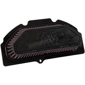 K & N HIgh-Flow Air Filter - SU-9915