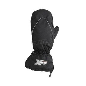 Castle X Youth Black Platform Mittens - 73-6366
