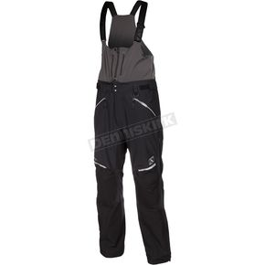 Klim Black Stealth Bibs - 6051-001-130-000